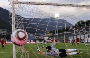 Андорра - Россия 0:2 - Дубль Погребняка