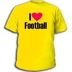 Хочешь купить футболку футбольных