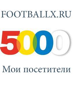 5000 посетителей