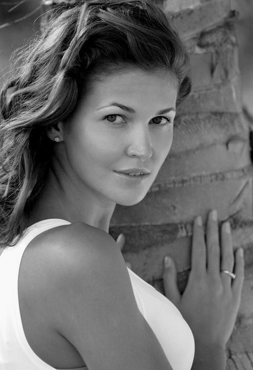Ирина Шадрина черно-белое фото