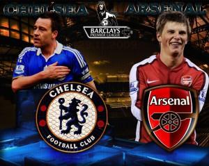 Челси - Арсенал 2011 фото