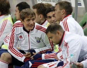 Состав сборной России на Евро 2012
