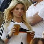 Немецкая фанатка