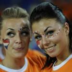 Голландские девочки