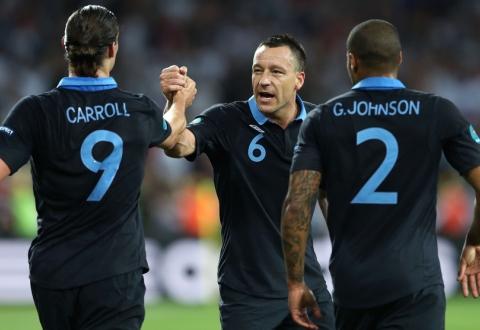 Швеция Англия Евро 2012