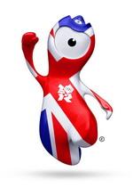 Олимпиада в Лондоне 2012 талисман