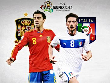 Уже сегодня финал Евро-2012