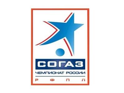 Согаз Чемпионат России по футболу 2012-2013