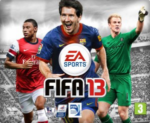 FIFA 13 обложка