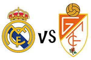 Реал - Гранада 3:0