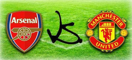 Манчестер Юнайтед - Арсенал. Голы. 10 тур