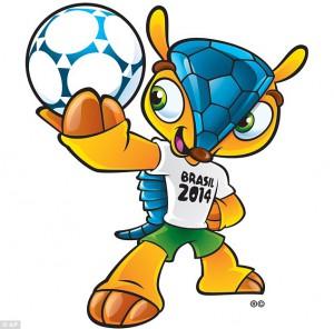 Талисман Чемпионата мира 2014