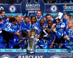 Состав Челси 2004-2005