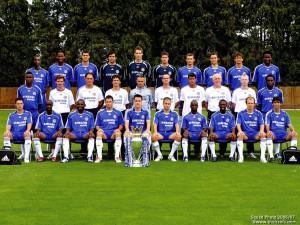 Состав Челси 2006 - 2007