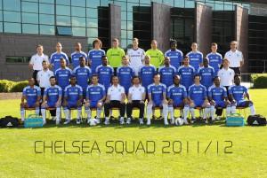 Челси сезона 11-12