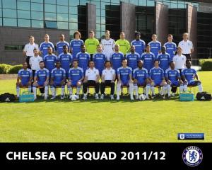 Состав Челси 2011-2012