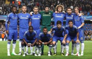 Состав Челси 2012-2013