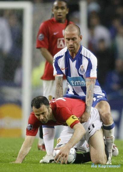 Смешные фото футболистов