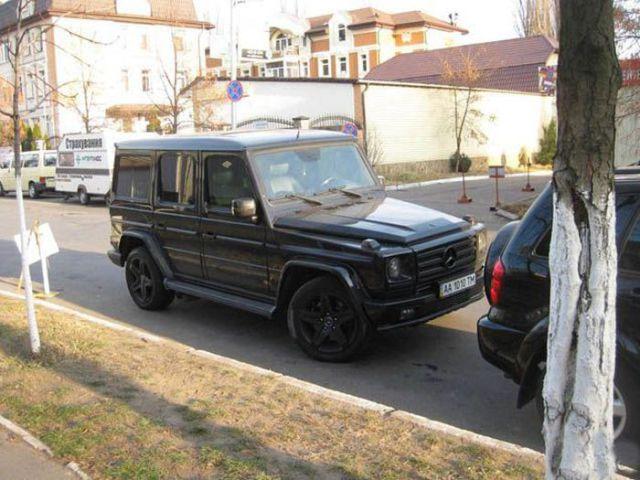Artem Milevskiy - Mercedes-Benz G 55 AMG