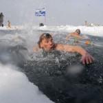 Зимнее плавание – один из видов экстремального плавания