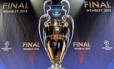 Жеребьевка 1/4 финала Лиги чемпионов 2012-2013