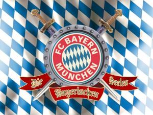 Бавария выиграла чемпионат Германии 2012/2013