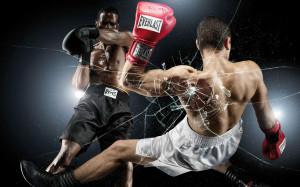 Наш многогранный бокс