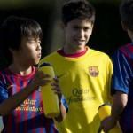 Как академия Барселоны воспитывает чемпионов мира