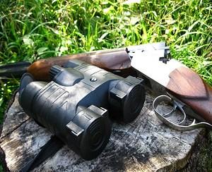 Охотничьи бинокли