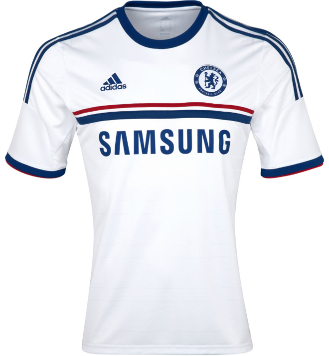 Новая форма Челси 2013-2014