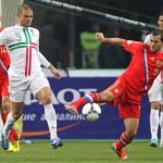 Португалия - Россия 7 июня 2013 года