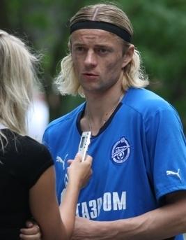 Тимощук переходит в зенит 2 июня 2013