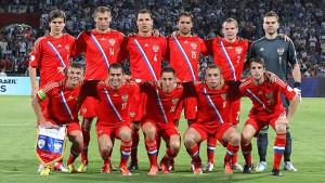 Состав сборной России по футболу на матч с Люксембургом и Израилем
