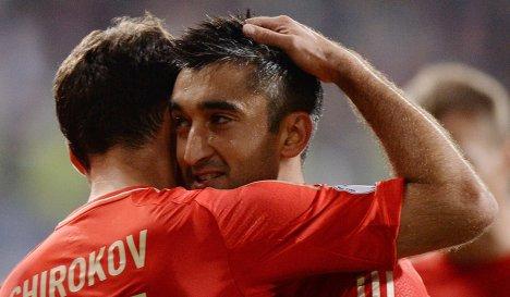 Расширенный состав на товарищеские матчи с Сербией и Кореей