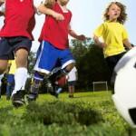 Школа футбола в Испании