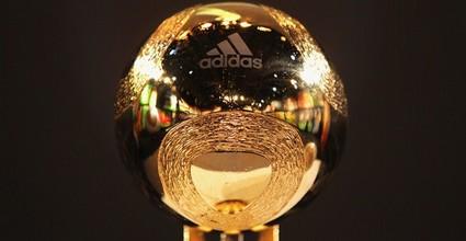 Список претендентов на Золотой Мяч 2013