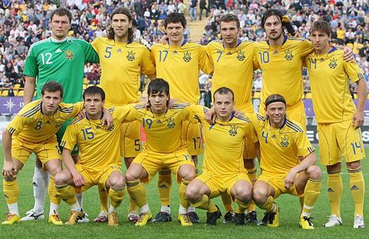 В сборную Украины берут не спортивному принципу