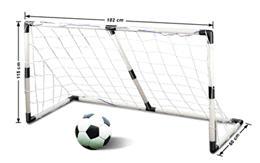 Футбольные ворота, их объемы и использование