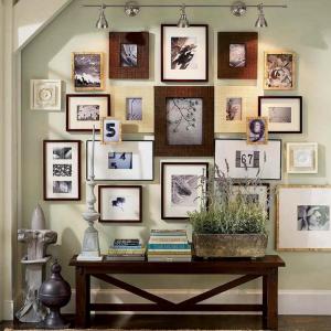 Личная галерея – картины в интерьере