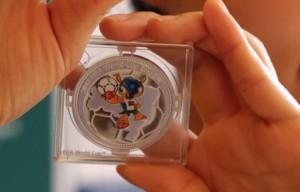 В Бразилии выпустят монеты посвященные ЧМ-2014