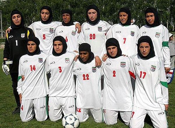 4 игрока женской сборной Ирана оказались мужчинами