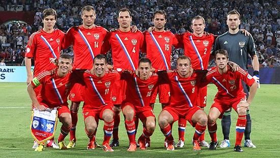 Россия сыграет с Норвегией