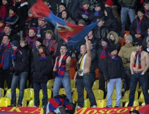 UEFA наказал ЦСКА матчем без зрителей в еврокубках