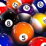 Выбор бильярдных шаров