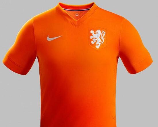 Форма сборной Голландии 2014