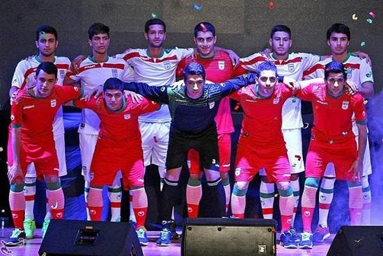 Форма сборной Ирана 2014