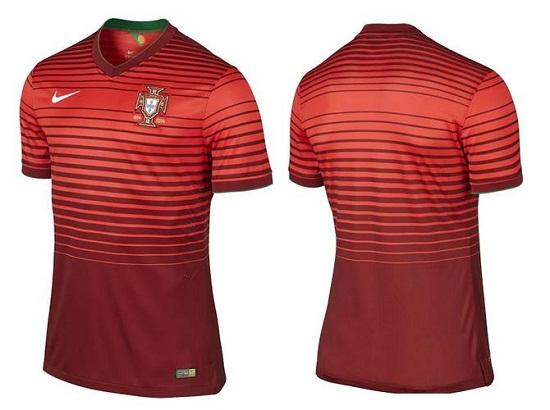 Форма сборной Португалии 2014