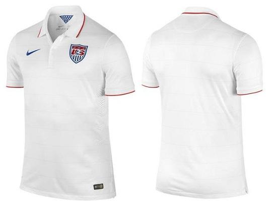 Форма сборной США 2014