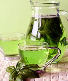 Зелёный чай сделает вас биологически моложе