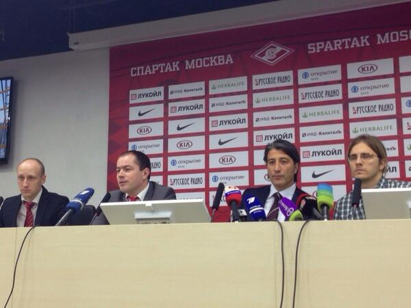 «Спартак» выбрал Мурата Якина главным тренером